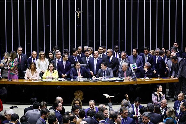 Reforma da Previdência foi aprovada em primeiro turno pela Câmara em 10 de julho com 379 votos a favor e 131 contra