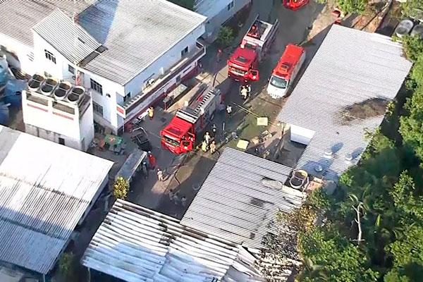 A tragédia no Ninho do Urubu, CT do Flamengo, aconteceu em fevereiro de 2019