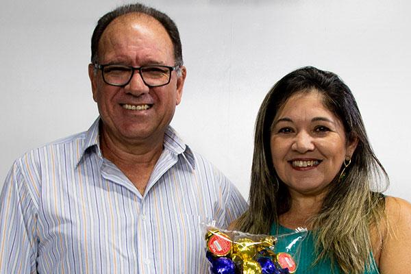 Vilma e Mauro Costa começaram a vender trufas no seu restaurante. O doce agradou tanto que  passou de sobremesa a item principal no negócio do casal