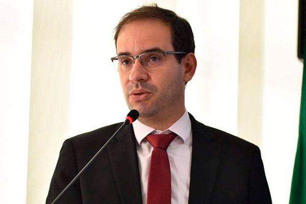 Carlos Eduardo Xavier, secretário estadual de Tributação, deverá assinar ato nesta quarta com medidas de combate ao coronavírus