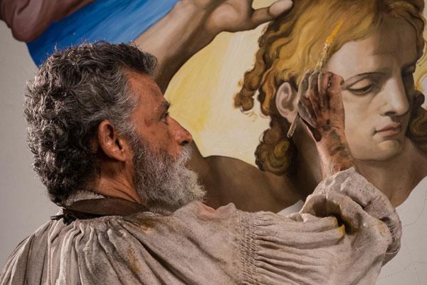 Documentário Michelangelo - Infinito integra a série de filmes A Grande Arte no Cinema