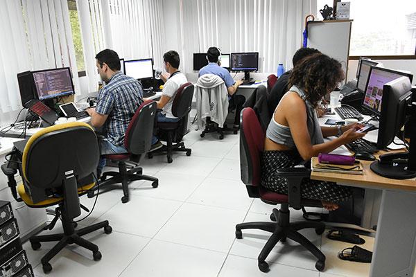 Local atrai empresas de vários portes com proposta de desenvolver a atuação na área de Tecnologia da Informação