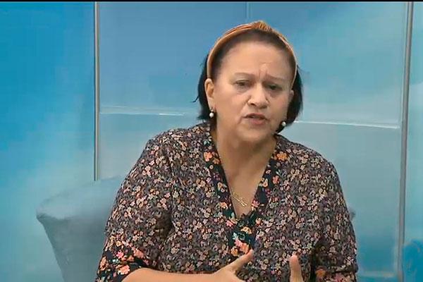 Governadora Fátima Bezerra tem agenda em Brasília para tratar de acesso a recursos extras