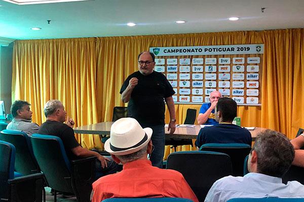 Presidente José Vanildo acredita em seis clubes na Segundona