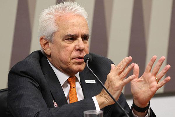 Castello Branco, presidente da estatal, detalha investimentos