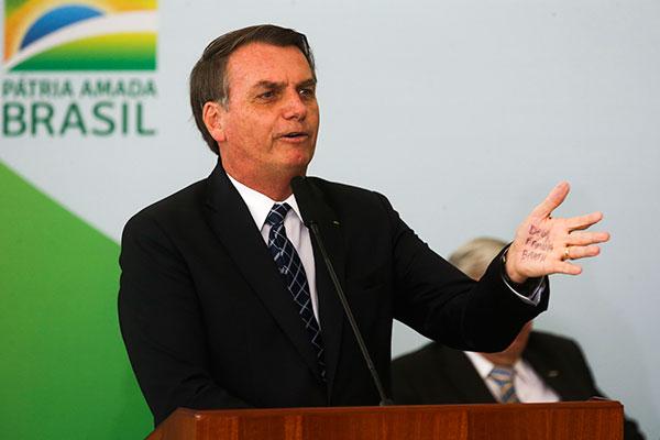 Jair Bolsonaro terá a companhia do ex-governador Mão Santa