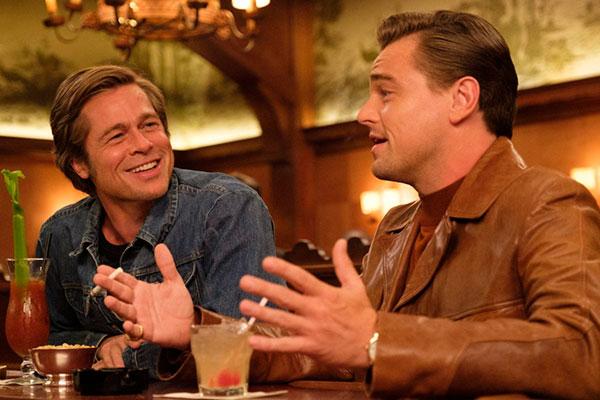 Brad Pitt e Leonardo Di Caprio são um dos atores que estão no 9º filme de Quentin Tarantino