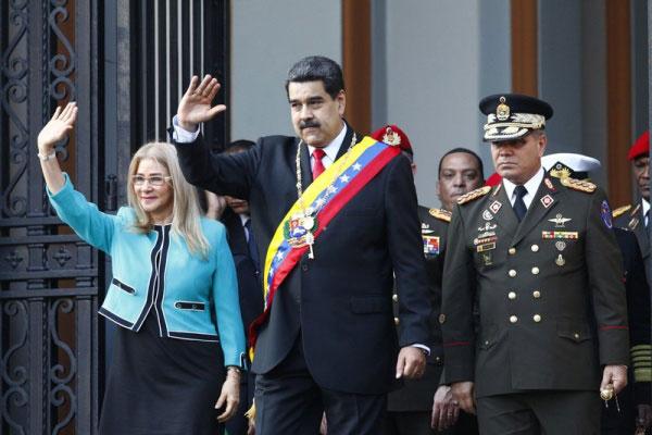O ministro da Defesa do Governo de Nicolás Maduro disse que não há tentativa de golpe de Estado na Venezuela