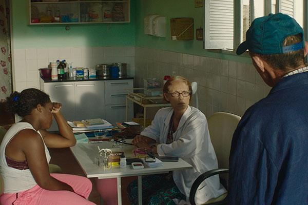 Sônia Braga em Bacurau: Filme foi rodado em região do Seridó