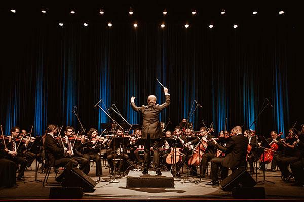 Concerto da temporada 2019 fará um intercâmbio musical entre instrumentistas do RN