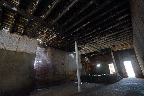 Antes abandonado, prédio passa por diagnóstico e reforma