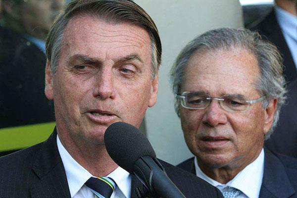 Jair Bolsonaro afirmou, diversas vezes, que é contra o retorno da CPMF. Ele deverá se reunir com Guedes para tratar do assunto