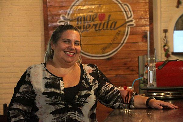 Patrícia Belo: Gastronomia por incentivo da avó