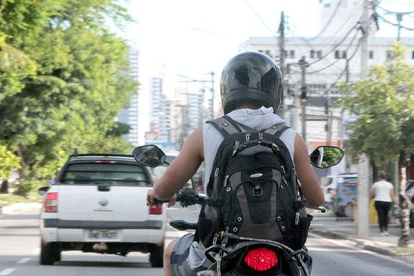 Motos de até 150 cilindradas chegaram a mais de duas mil autuações, entre motonetas e ciclomotores, somente este ano