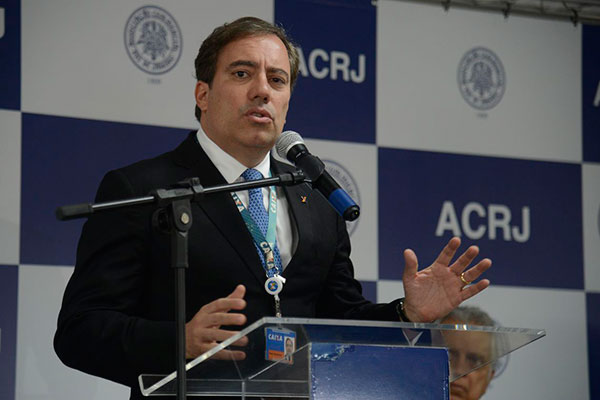 Presidente da Caixa Econômica Federal, Pedro Guimarães, falou sobre projeto nesta sexta, 23