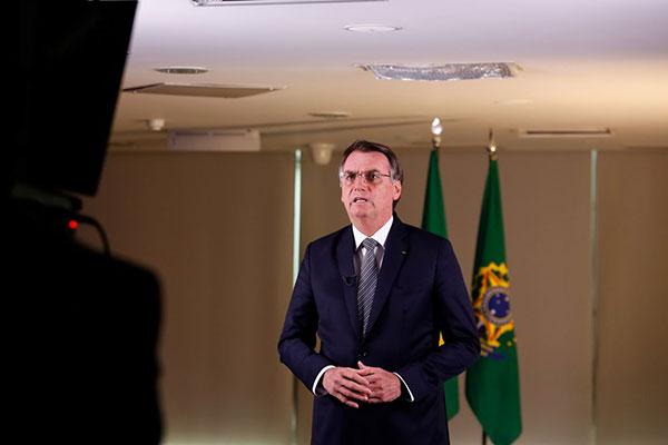 Na noite desta sexta-feira, 23, Jair Bolsonaro fez pronunciamento à nação e se posicionou sobre incêndios na floresta amazônica e criticou ameaças internacionais