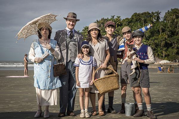A vida de uma família pelas décadas de 1920 a 1940, diante das transformações econômicas e sociais