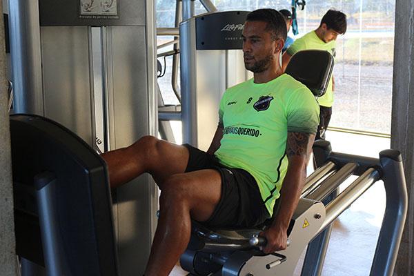 O volante Felipe Guedes irá reforçar o time do Guarani/SP