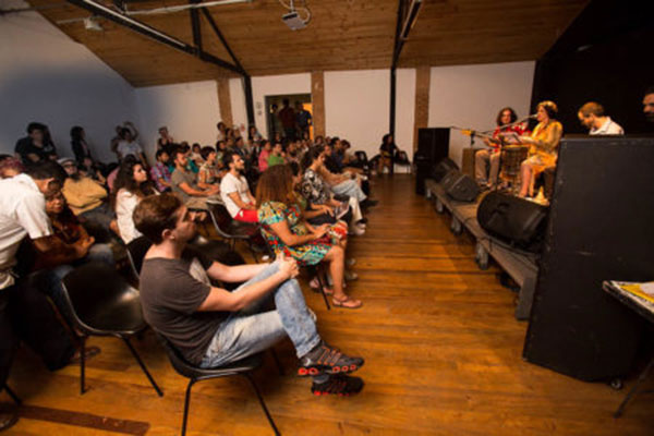 Balada Literária leva à Livraria da Vila autores de diversas vertentes literárias e mediadores da área de educação, de várias parte do Brasil