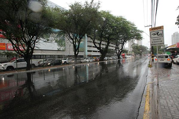 Em frente ao IFRN, a faixa será recuada do cruzamento para segurança dos pedestres
