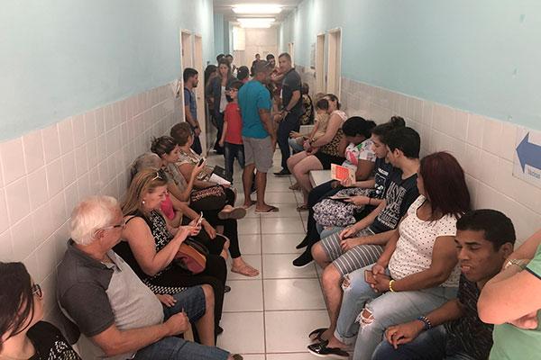 Unidade de São João tem registrado aumento de procura pela vacina do sarampo desde julho