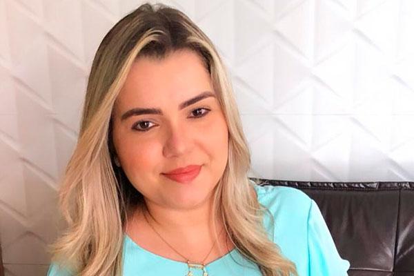 Fabiane Moura, empresária