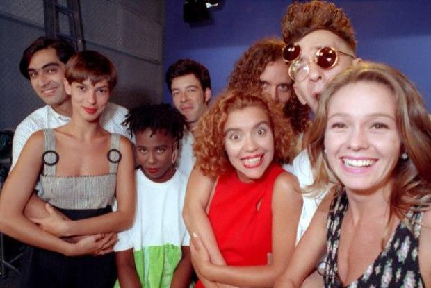 Elenco antigo da MTV