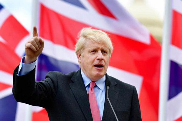 Johnson é favorável à saída do Reino Unido da UE sem acordo