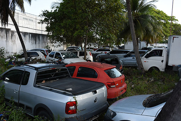 Mais de seis mil veículos foram roubados em 2018