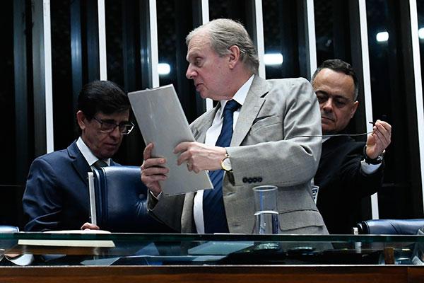 Tasso Jereissari avalia as implicações de manter as mudanças no projeto de reforma da Previdência
