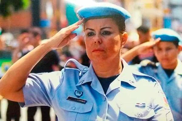 Subtenente Márcia Carvalho fala sobre o preconceito que sofreu à época pela escolha do ingresso na Polícia Militar