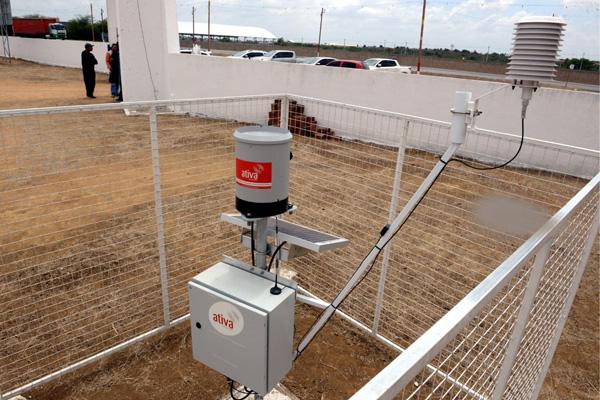 Estações Meteorológicas Automáticas devem promover maior agilidade na coleta de dados