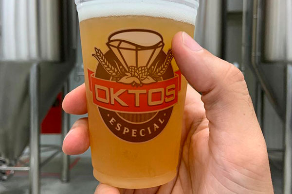 A nova cervejaria disponibilizou inicialmente o formato de barril de chopp, mas deixando as novidades em aberto para breve