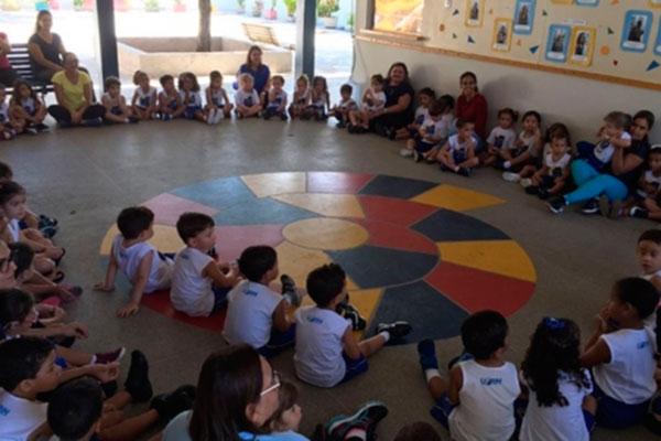 Método de ensino do NEI desperta atenção de toda comunidade escolar