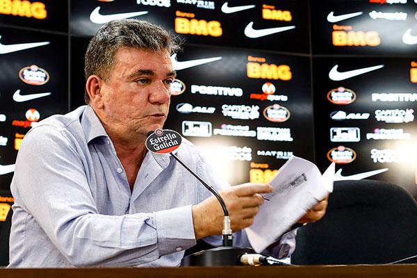 Andrés Sanchez vai tentar fazer valer acordo que ficou no papel