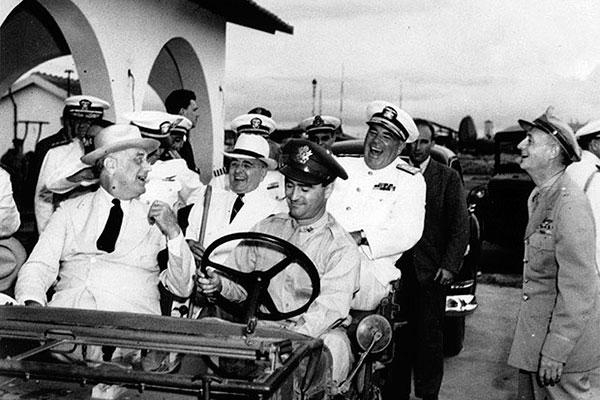 Roosevelt e Vargas