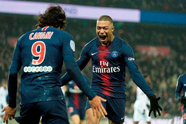 Sem Cavani, Mbappé e Neymar campeão francês terá o poder ofensivo bastante reduzido na estreia