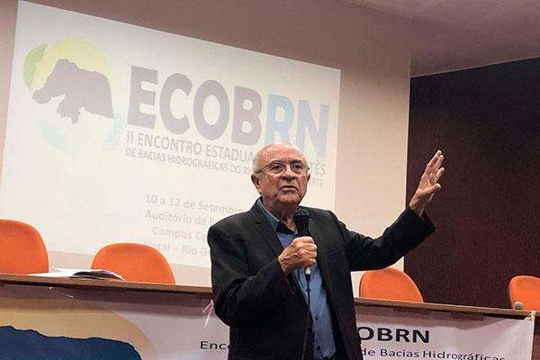 Anivaldo Miranda, presidente do Comitê da Bacia Hidrográfica do Rio São Francisco (CBHSF)