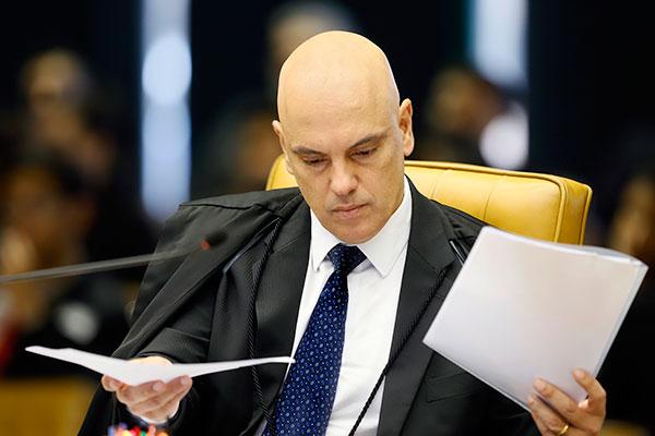 Alexandre de Moraes afirma que houve ataques e agressões contra o processo eleitoral