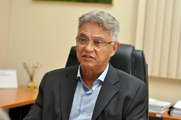 Segundo o secretário estadual de Recursos Hídricos, João Maria Cavalcanti, projeto prevê a renovação completa da barragem