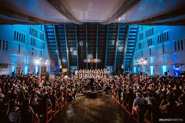 Orquestra Sinfônica do RN se apresenta na Paróquia do Santuário dos Santos Mártires de Cunhaú e Uruaçu, no bairro de Nossa Senhora de Nazaré, e na Catedral Metropolitana de Natal, dentro da programação do I Festival de Música Sacra do RN