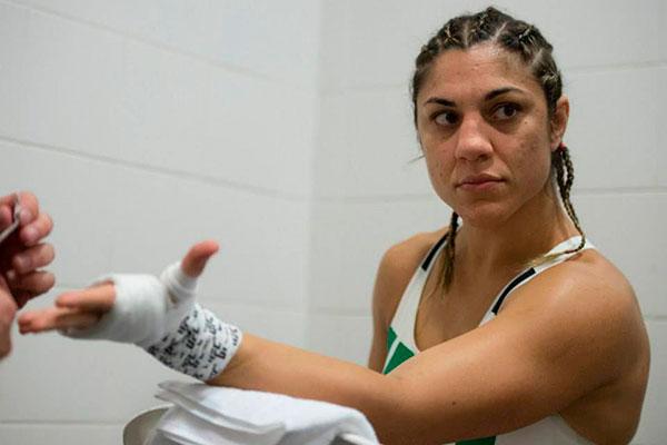 Bethe Correia se diz bem preparada para realizar uma boa luta
