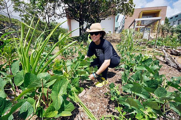 Michelle Jacob, do Departamento de Nutrição da UFRN, é uma das coordenadoras do projeto