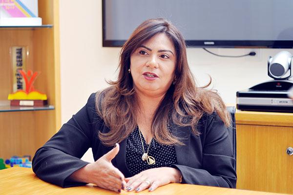 Sâmela Soraya afirma que ocupar a presidência da UNP é uma grande responsabilidade