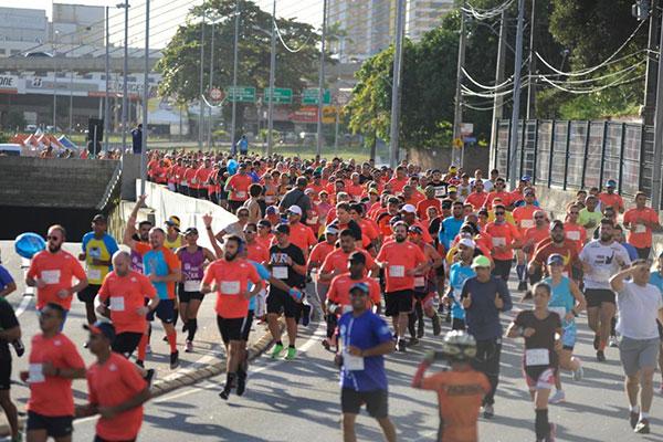 Meia Maratona aconteceu neste sábado