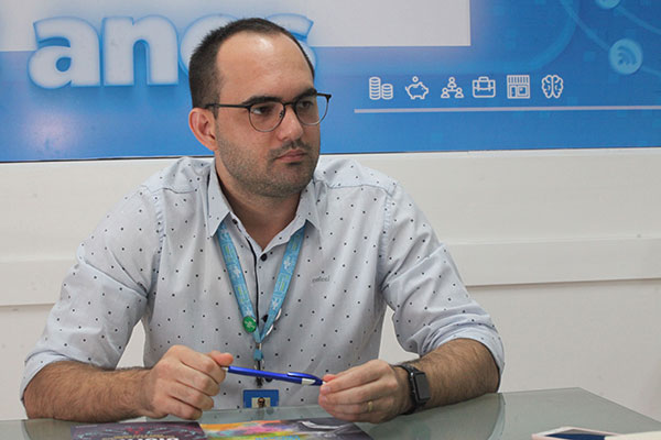 Everton Lucena, analista técnico do Sebrae-RN, avalia que ainda falta desenvolver o foco empreendedor dos profissionais de TI