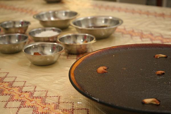 Cardápio da festa vai ressaltar as iguarias conhecidas e raras dos potiguares, como o doce Espécie, utilizado também como recheio do Doce Seco