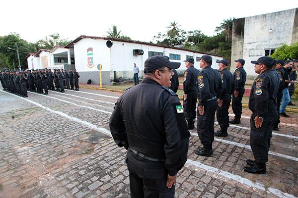 Governo afirma que reajuste para Polícia Militar não é reposição de perdas e sim equiparação