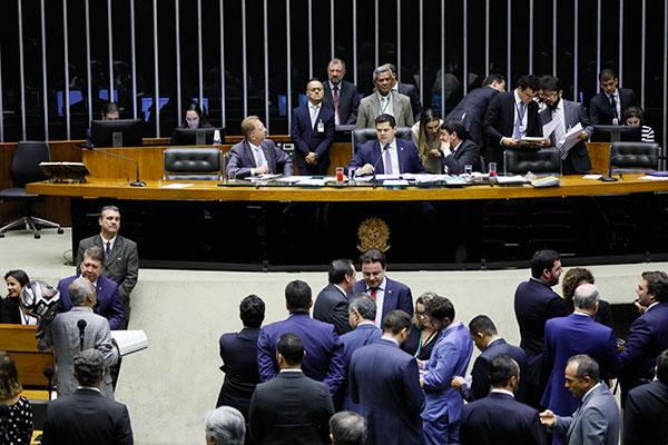 Deputados e senadores vão apreciar, em sessão do Congresso Nacional, os vetos do presidente