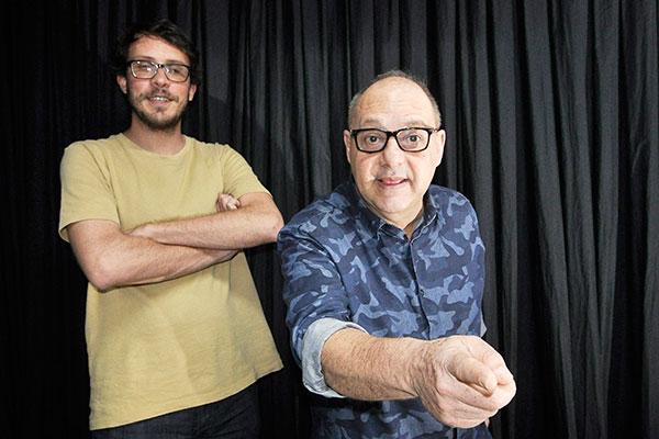 Eugênio Puppo e Matheus Sundfelfd definem Mostra como um scanner da produção brasileira